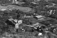 Aerial photograph of Bethany Lutheran College taken in 1969.