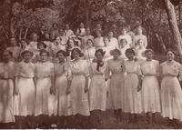 Bethany Ladies College student body in 1912.