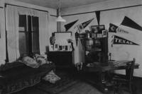Bethany Ladies College dorm room.