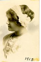 Photo of Marie Muench, first graduate of Bethany Ladies College.