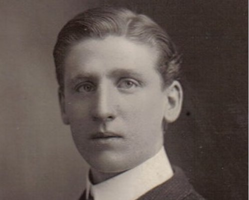 1917-1919 Bethany College president Karl Koehler.