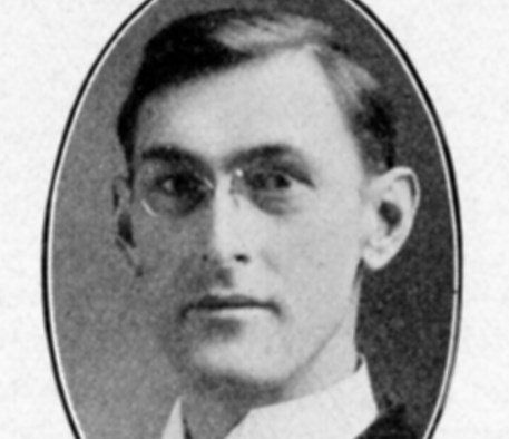 1920-1922 Bethany College president B. F. Laukandt.