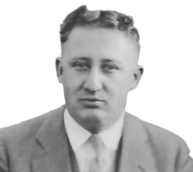 1929-1930 Bethany College president Walter Buszin.