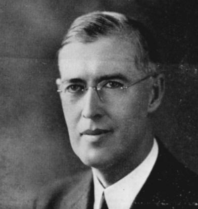 1930-1950 Bethany College president S. C. Ylvisaker.