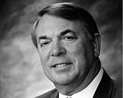 1983-2003 Bethany College president Marvin G. Meyer.