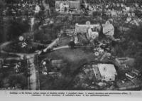 Aerial photograph of Bethany Lutheran College taken in 1959.
