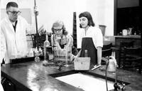 Chemistry class 1958