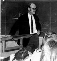 Prof. Lee, 1960s