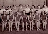 Bethany Lutheran College 1937 women's athletics