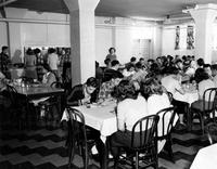 Cafeteria before 1953