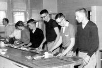 Serving Line after 1954