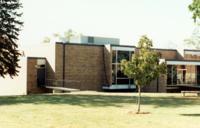 Memorial Library - 1967