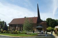 Trinity Chapel exterior