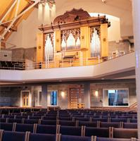 1996 Dobson Organ in Trinity Chapel