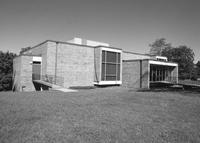1967 Library exterior