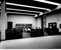 1967 Library Interior NW