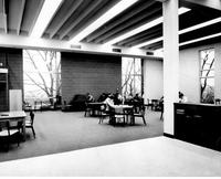 1967 Library Interior SW