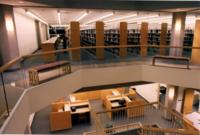 1999 Library upper level