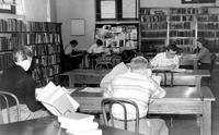 1950s Old Main Library