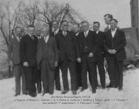 1927 Bethany Lutheran College Joint Regents and Association Trustees