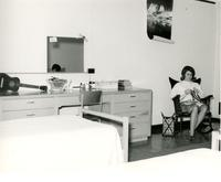1960s Dorm Room at Bethany Lutheran College
