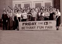 Bethany Lutheran College Fun Fair in 1937