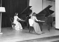 Bethany Lutheran College Piano Recital in 1942