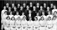 Bethany Lutheran College 1931(?) Choir Directed by W. E. Buszin