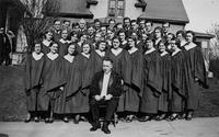 Bethany Lutheran College 1933 (?) Choir Directed by W. E. Buszin
