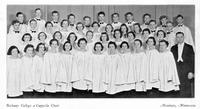 Bethany Lutheran College 1939 (?) a Cappella Choir Directed by O. Hoffman