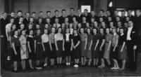Bethany Lutheran College 1940 Choir Directed by O. Hoffman