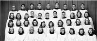 Bethany Lutheran College 1941-42 Choir Directed by O. Hoffman