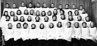 Bethany Lutheran College 1944-45 Choir Directed by A. Fremder