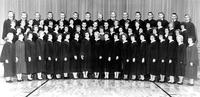 Bethany Lutheran College 1961 Choir Directed by I. Johnson