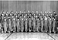 Bethany Lutheran College 1965-66 Choir Directed by I. Johnson