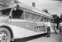 Bethany Lutheran College 1940 Choir Bus