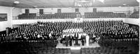 Bethany Lutheran College 1941 Mass Choir at Mankato Armory