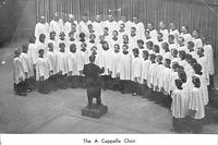 Bethany Lutheran College 1957 a Cappella Choir