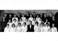 Bethany Lutheran College 1929 Choir Directed by W. E. Buszin