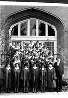 Bethany Lutheran College 1986 Choir Directed by D. Marzolf