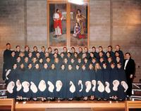 Bethany Lutheran College 1996 Choir Directed by D. Marzolf