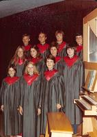 Bethany Lutheran College 1977 Chapel Choir