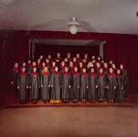 Bethany Lutheran College 1977 Touring Choir