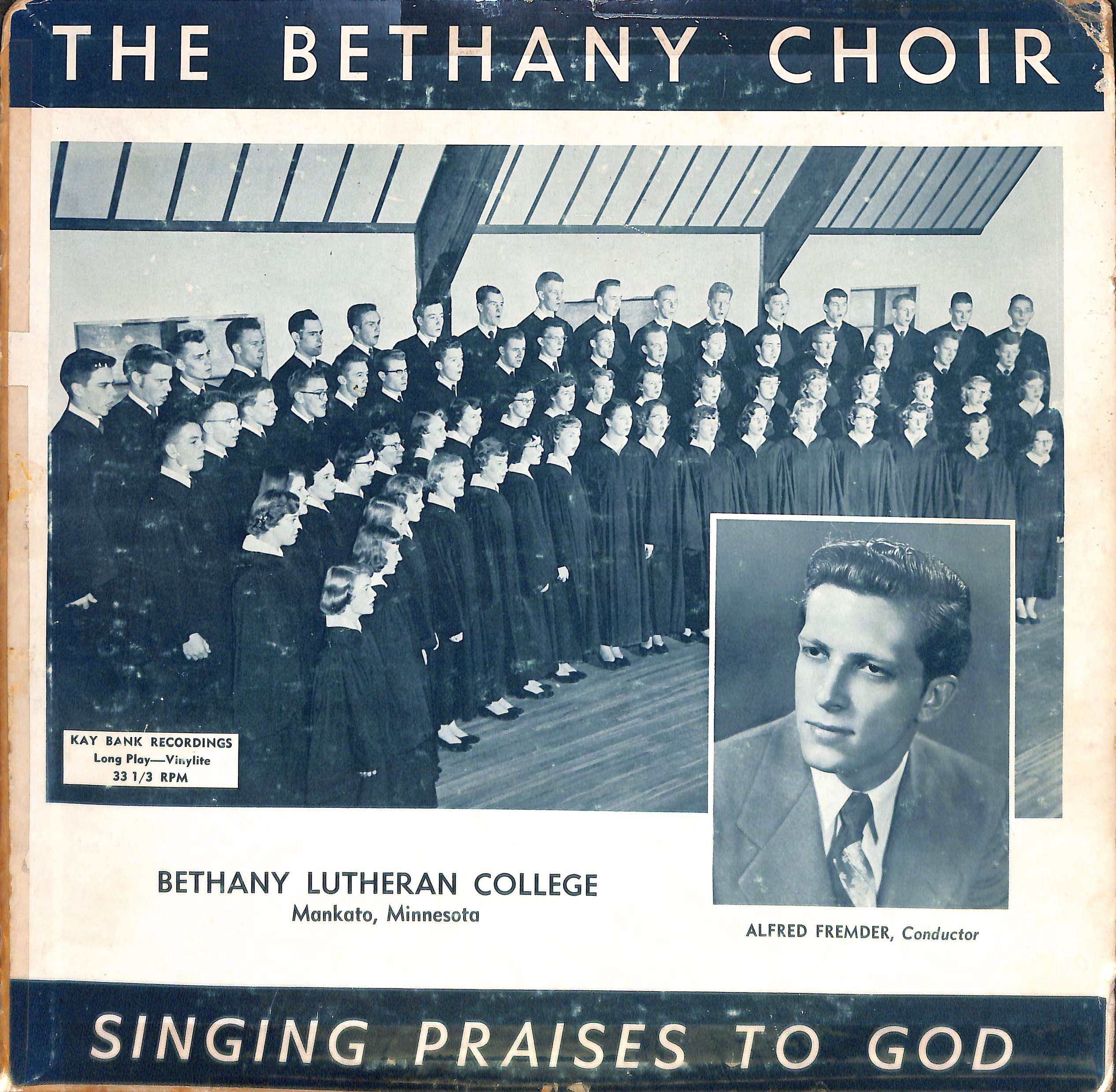 The Bethany Choir 1950: Singing Praises to God