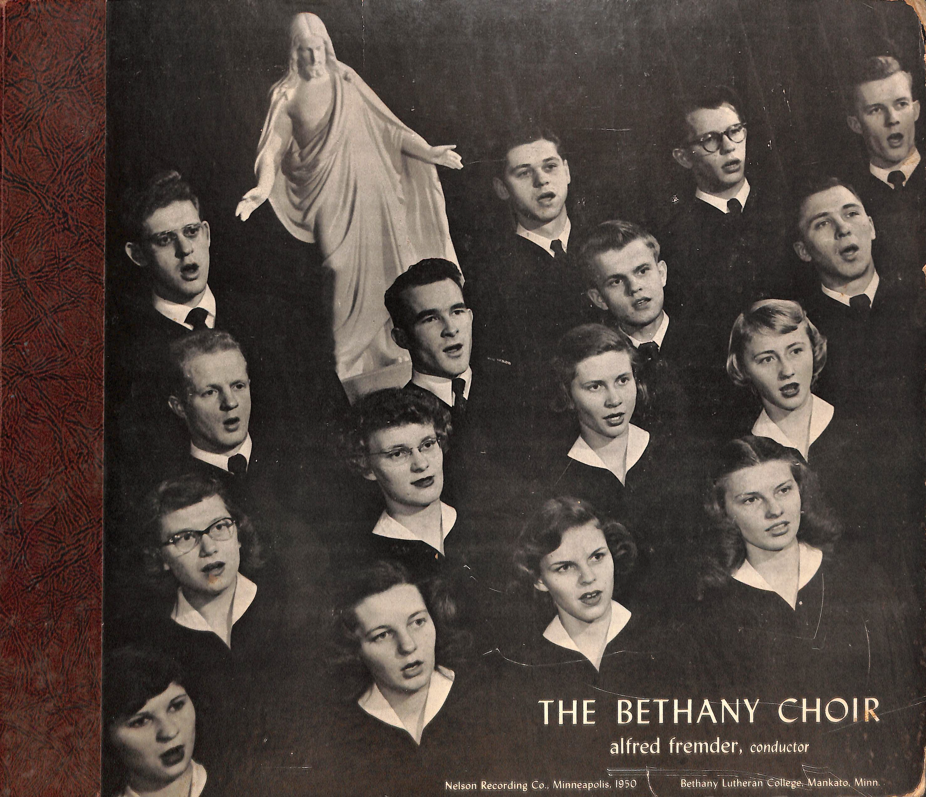 The Bethany Choir 1950: Sing Praises, Ye Faithful