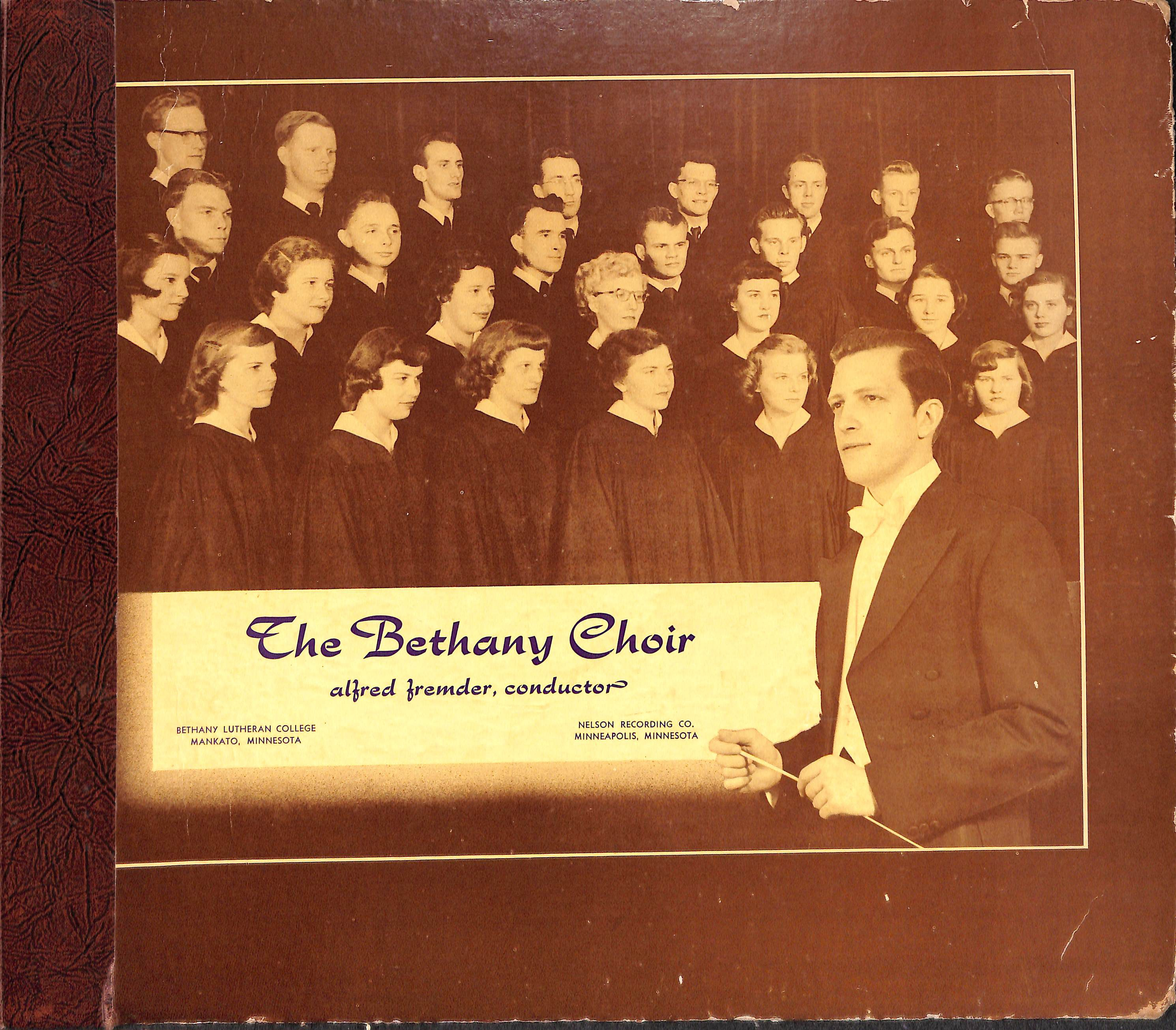 The Bethany Choir 1951: Sing Ye to the Lord