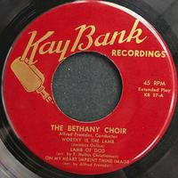 The Bethany Choir Vinyl 1 Side 1