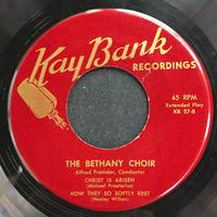 The Bethany Choir 1954 Vinyl 1 Side 2