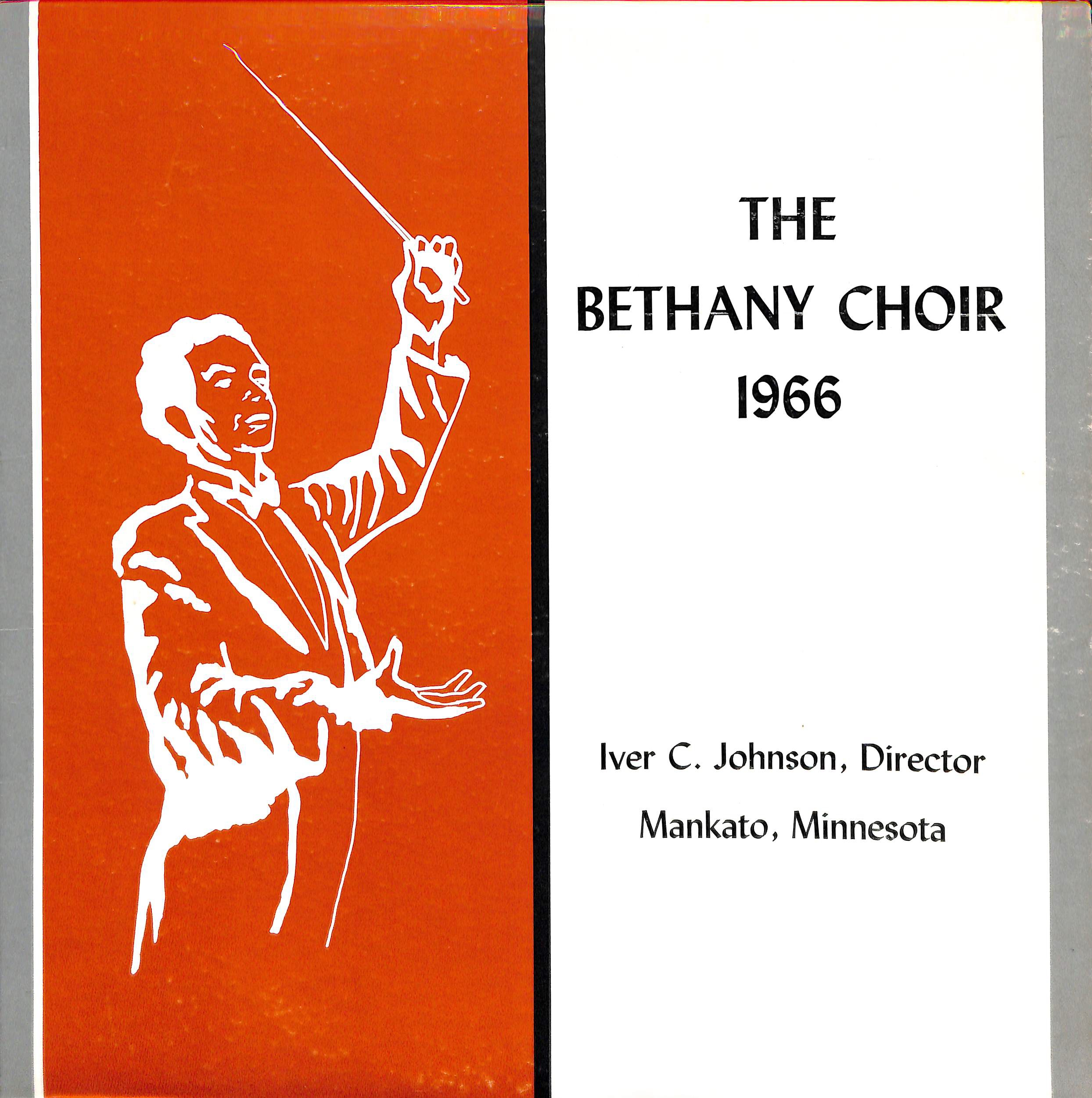 The Bethany Choir 1966