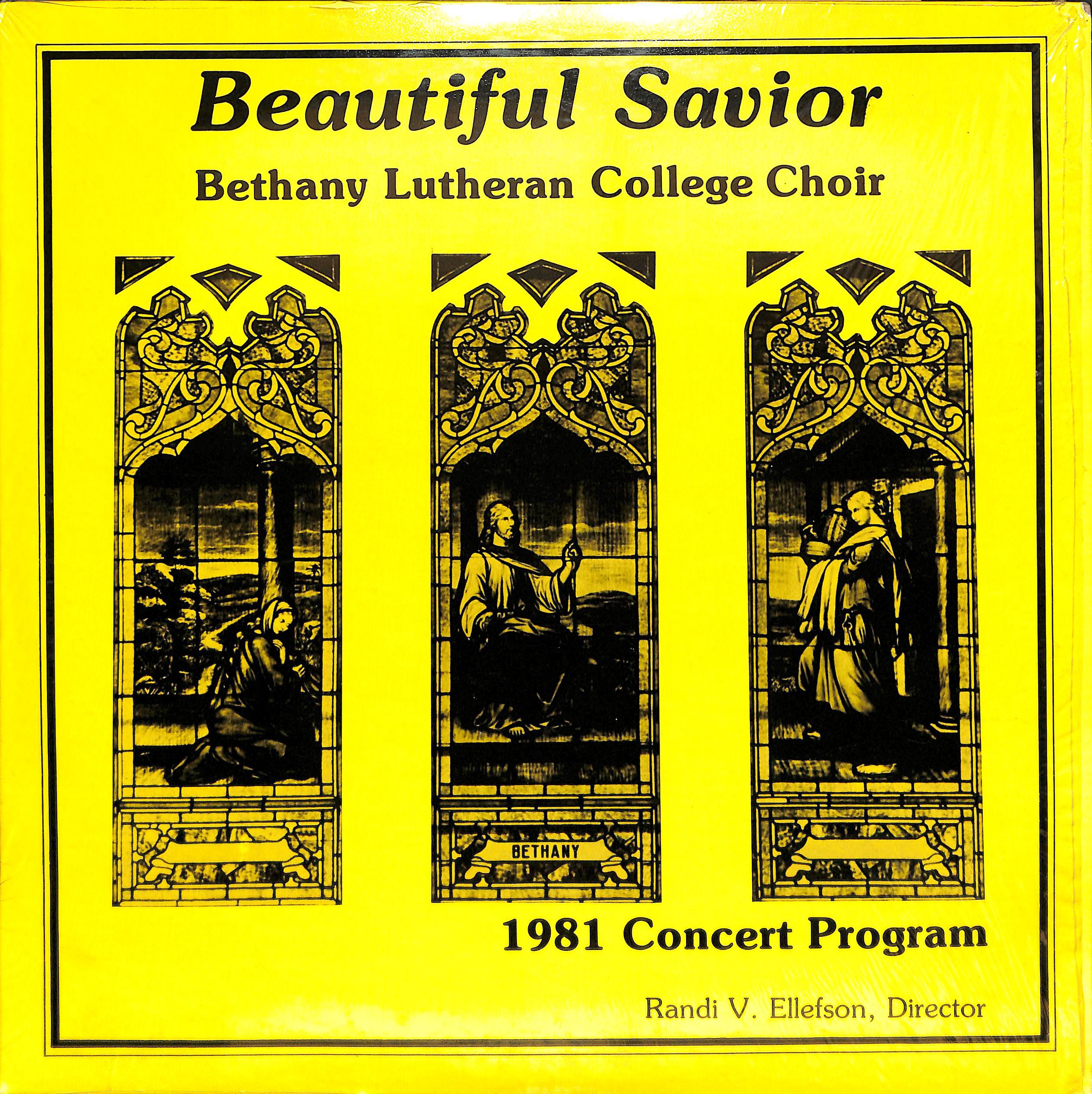 The Bethany Lutheran College Choir 1981: Beautiful Savior